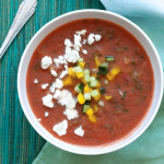 Summer Gazpacho Recipe from Melissa Gellert